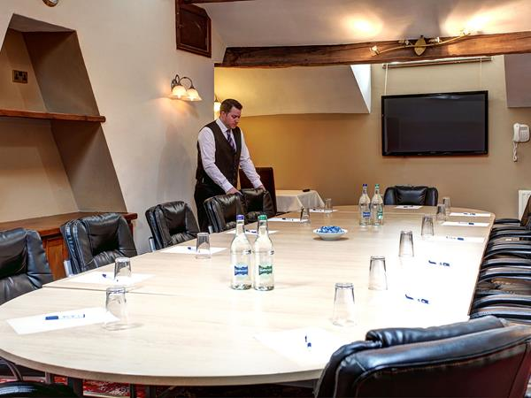 Best Western Bolholt Country Park Hotel Meeting Space