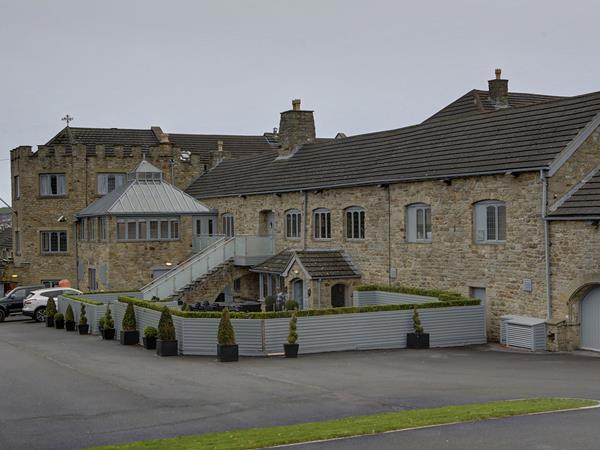 Best Western Derwent Manor Hotel Hotel Grounds