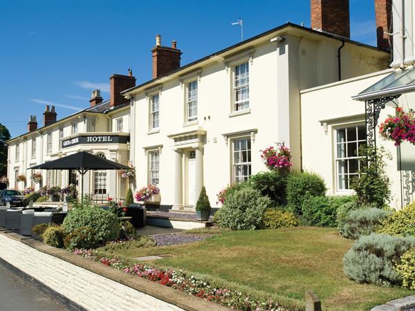 Best Western Grosvenor Hotel Hotel Grounds