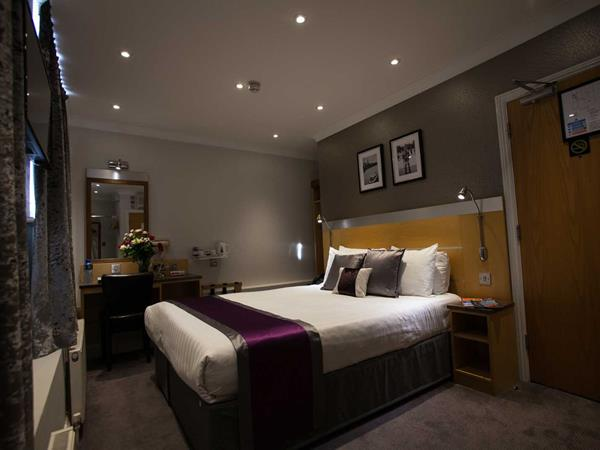 Best Western Victoria Palace Bedrooms
