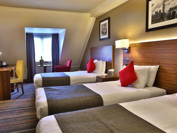 Best Western Palm Hotel Bedrooms