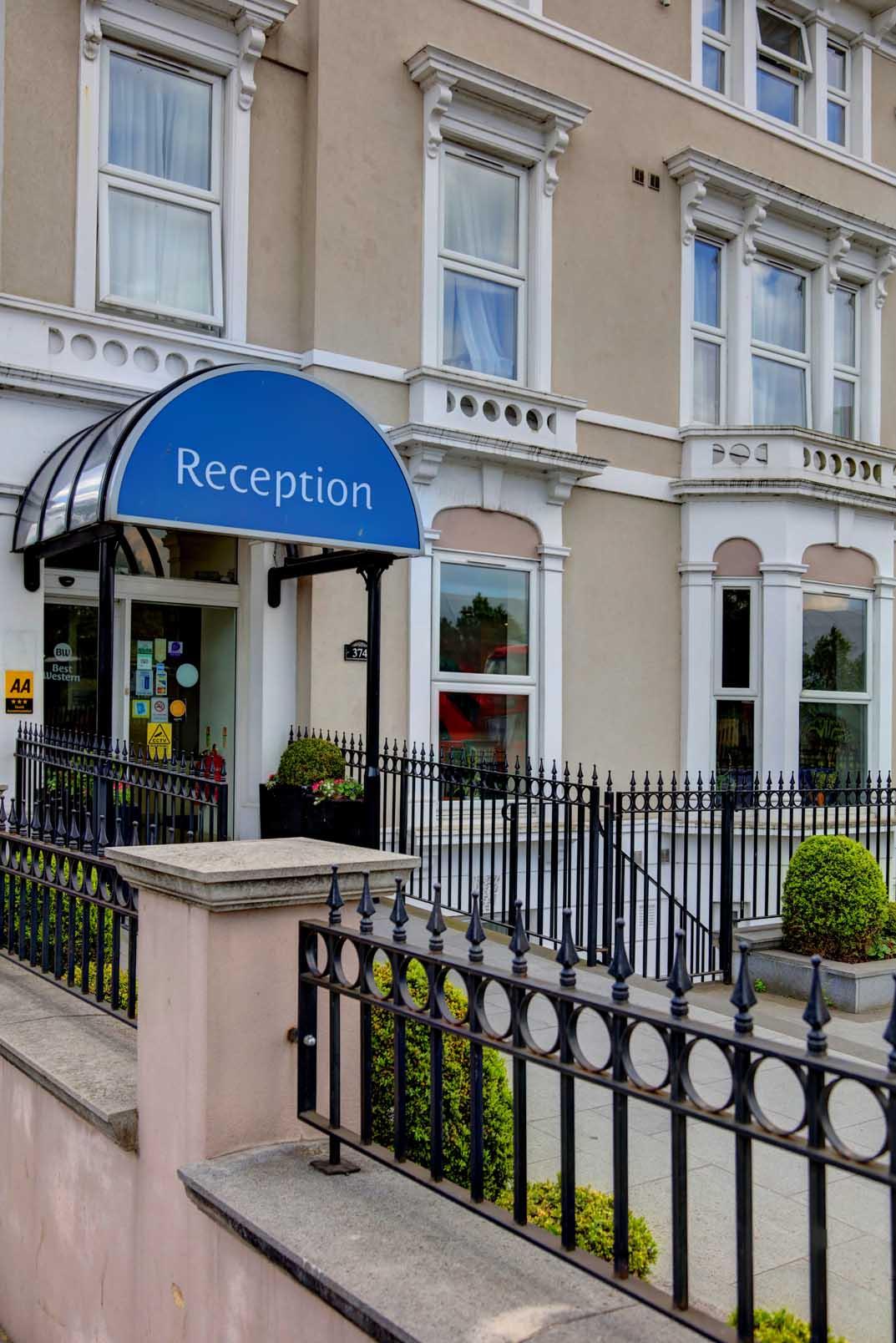 Best Western London Highbury Hotels In London
