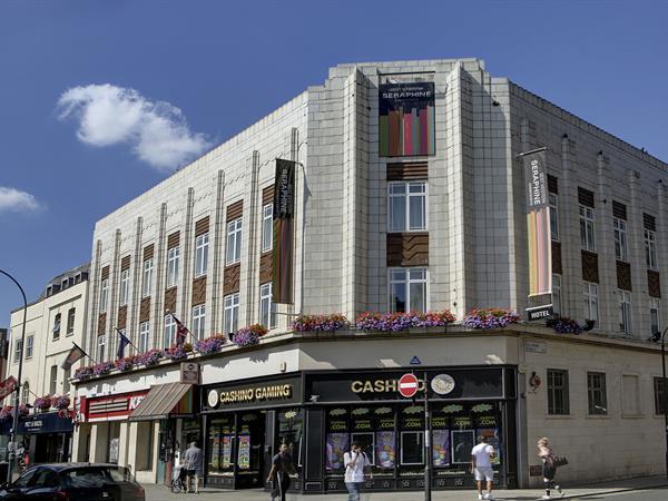Best Western Seraphine Hammersmith Hotel Hotel Grounds