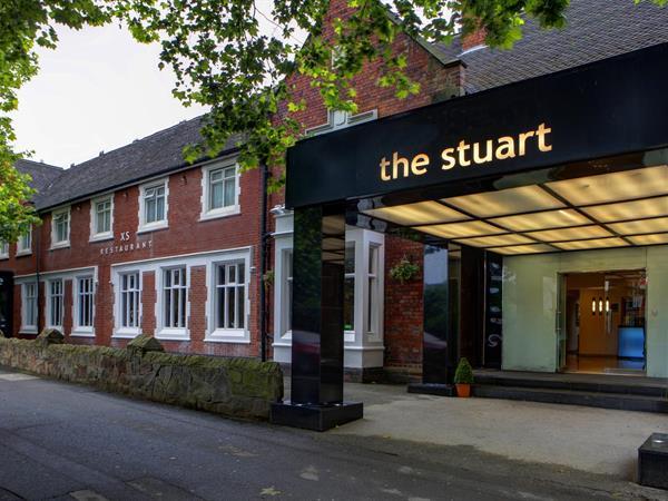 Best Western Stuart Hotel Derby