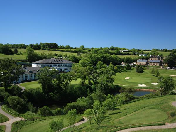 Best Western The Dartmouth Hotel Golf & Spa Hotel Grounds