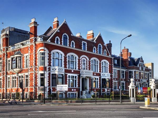 Best Western London Peckham Hotel Hotel Grounds