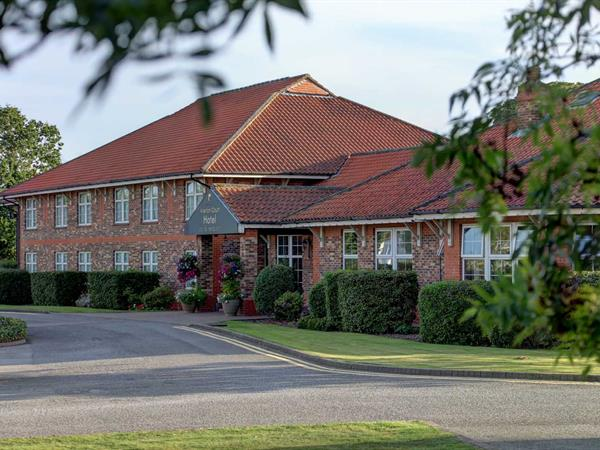 Best Western Allerton Court Hotel Hotel Grounds