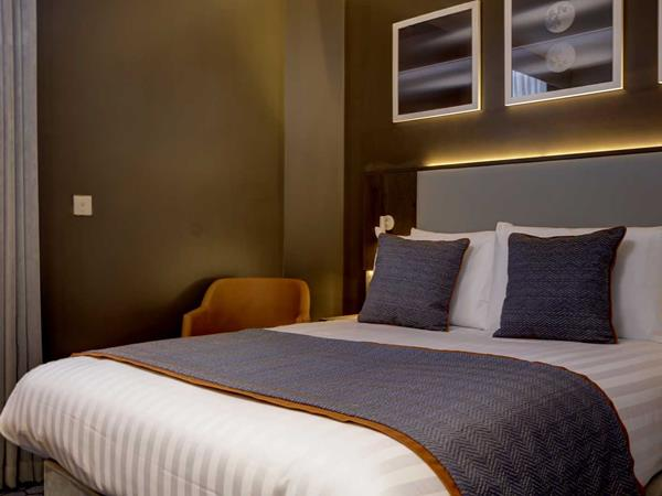 Best Western Vauxhall Hotel Bedrooms
