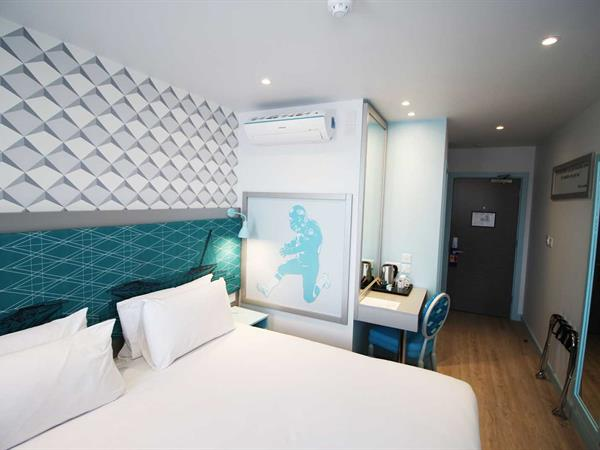 Best Western London Wembley Hotel Bedrooms