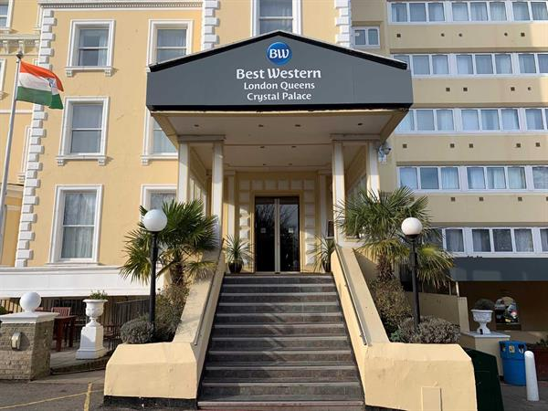 Best Western London Queens Crystal Palace Hotel Hotel Grounds