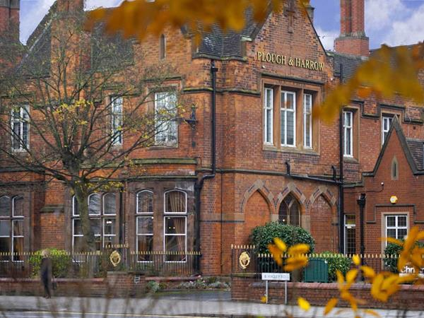 Best Western Plough & Harrow Hotel Hotel Grounds