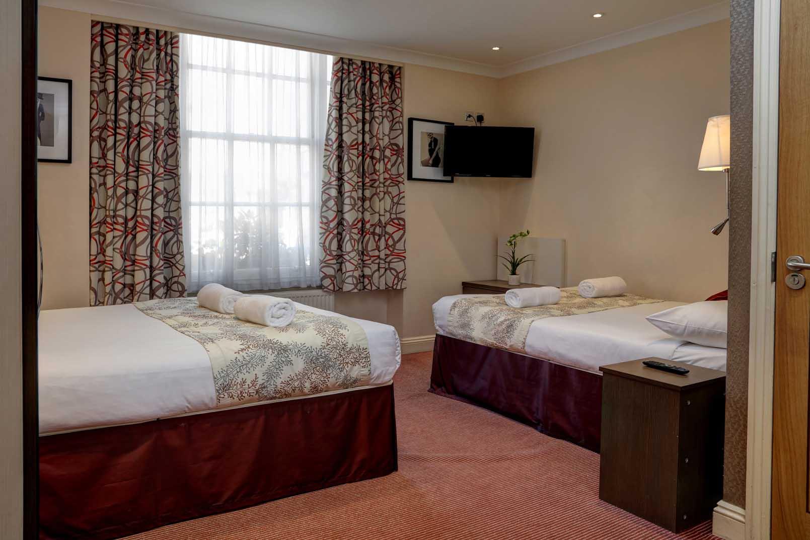 Best Western Buckingham Palace Rd Hotels In London