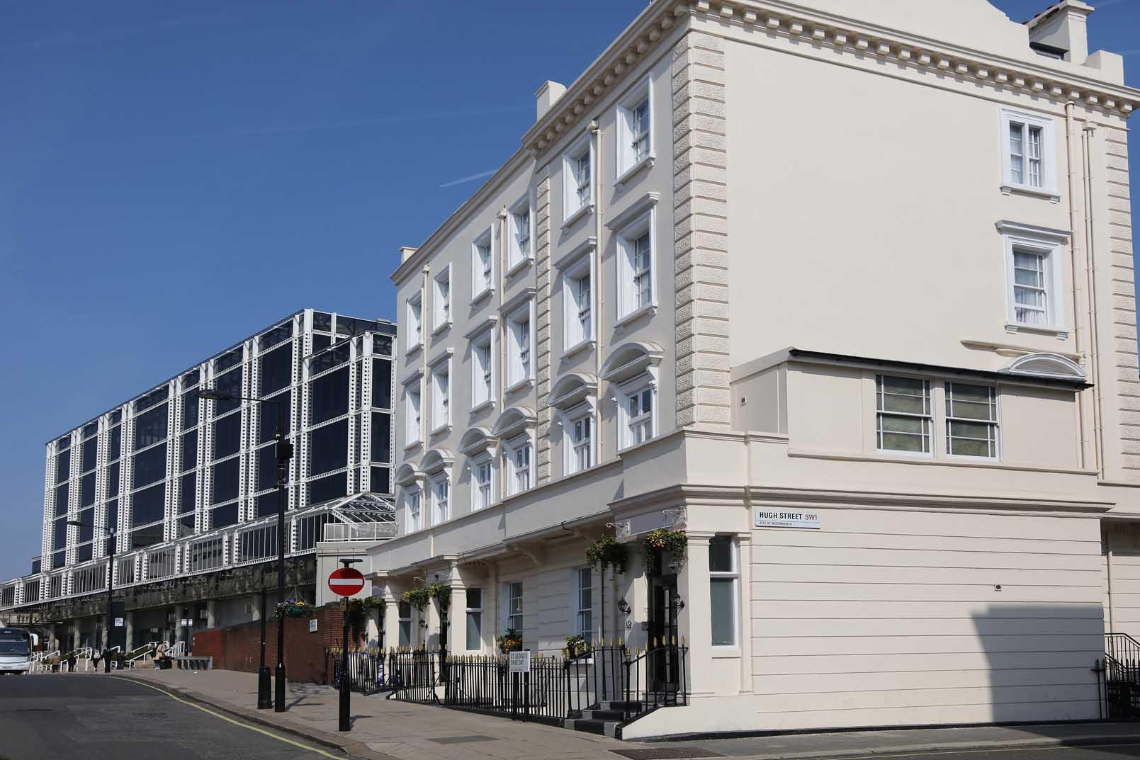 Best Western Buckingham Palace Rd Hotels In London London