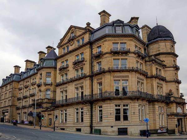 Best Western Midland Hotel Hotel Grounds
