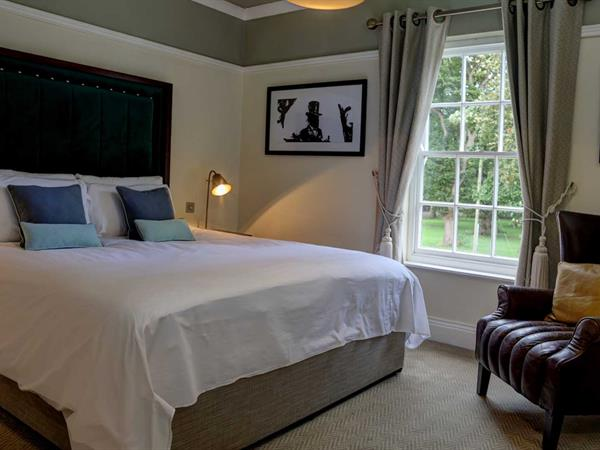 Best Western Hallgarth The Manor House Bedrooms