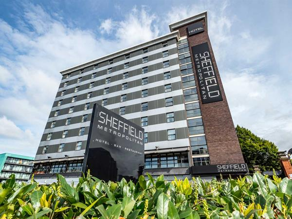Best Western Sheffield Metropolitan Hotel Hotel Grounds