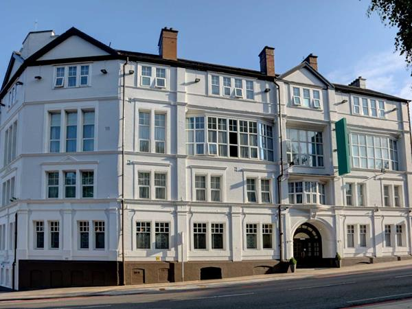 Best Western Stoke on Trent City Centre Hotel Hotel Grounds