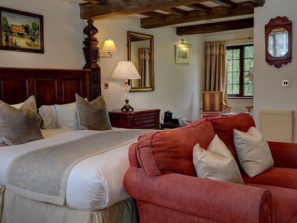 Best Western The Moonraker Bedrooms