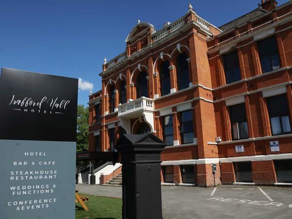 Best Western Trafford Hall Hotel Hotel Grounds