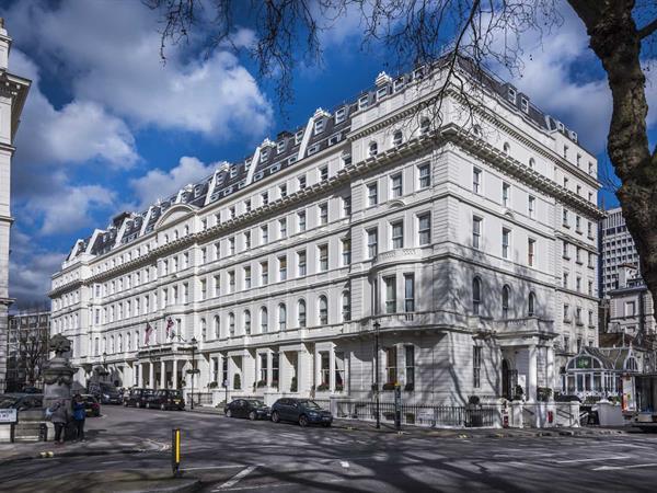 Best Western Corus Hyde Park Hotel Hotel Grounds