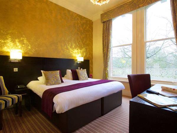 Best Western Liverpool Aigburth Hotel Bedrooms