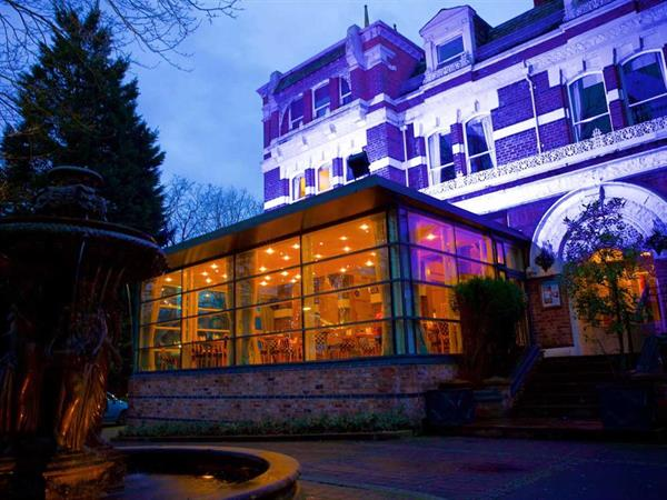 Best Western Liverpool Aigburth Hotel Hotel Grounds