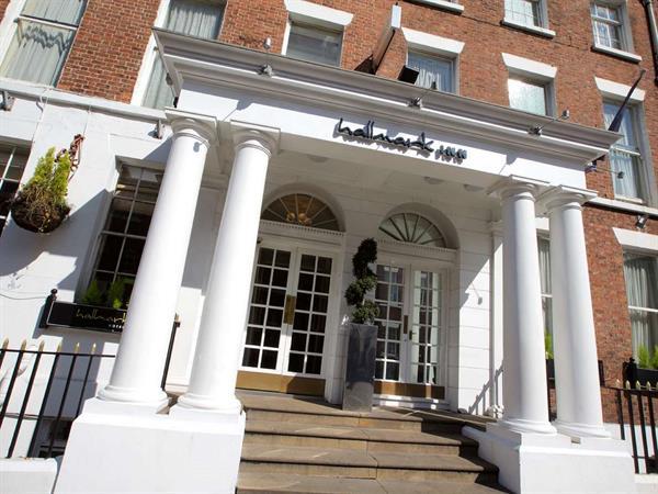 Best Western Liverpool Inn Hotel Grounds