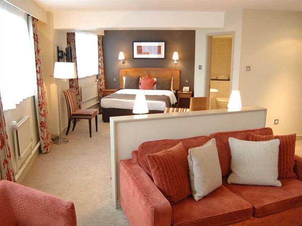 Best Western Birmingham Strathallan Hotel Bedrooms
