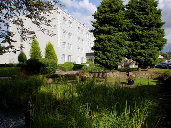 Best Western Manchester Airport Stanley Hotel Hotel Grounds