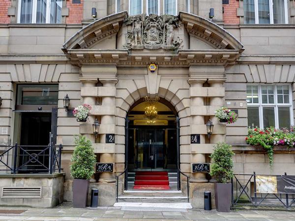 Best Western Richmond Apart Hotel Hotel Grounds