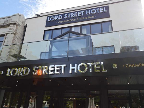Best Western Lord Street Hotel Hotel Grounds