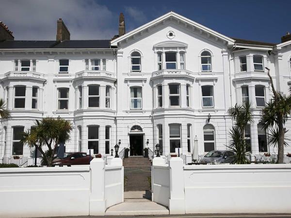 Best Western Exmouth Beach Hotel Hotel Grounds