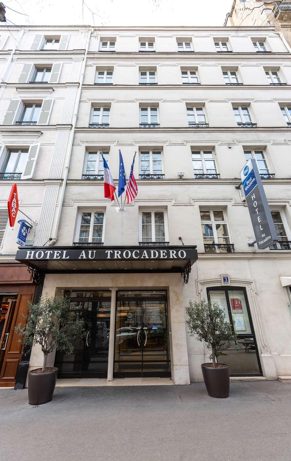 Best Western Hotel Room: Best Western Au Trocadero