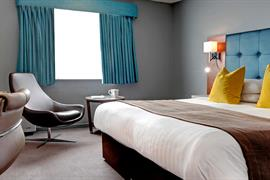 Bedroom interior atlantic hotel chelmsford