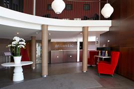 Reception and balcony atlantic hotel chelmsford