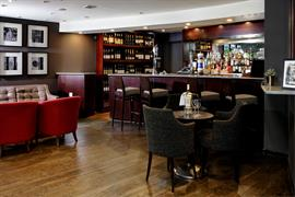 Bar area and interiors atlantic hotel chelmsford