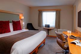Bedroom interior double room atlantic hotel chelmsford