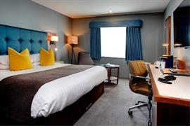 Bedroom interior atlantic hotel chelmsford