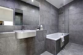 Bathroom interior atlantic hotel chelmsford