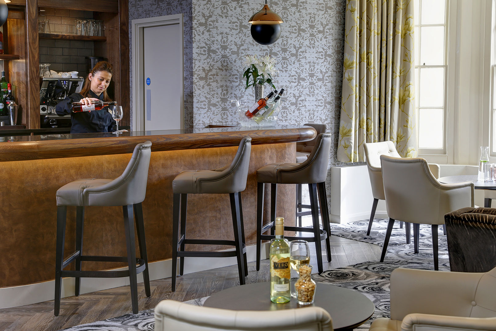 Best western banbury house hotel for Best hotel dining rooms