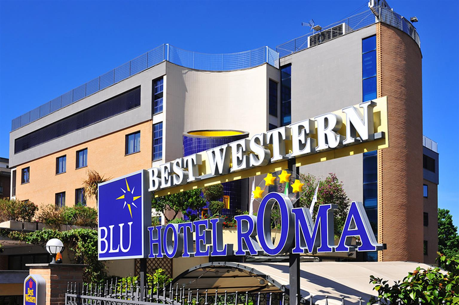 Rom Best Western Hotel