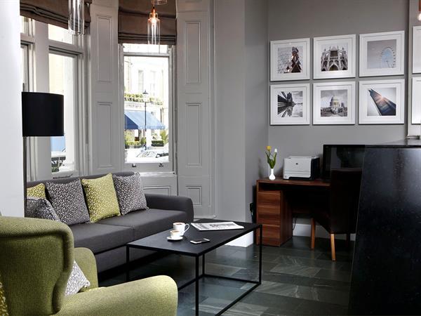 Best Western Boltons Hotel London Kensington