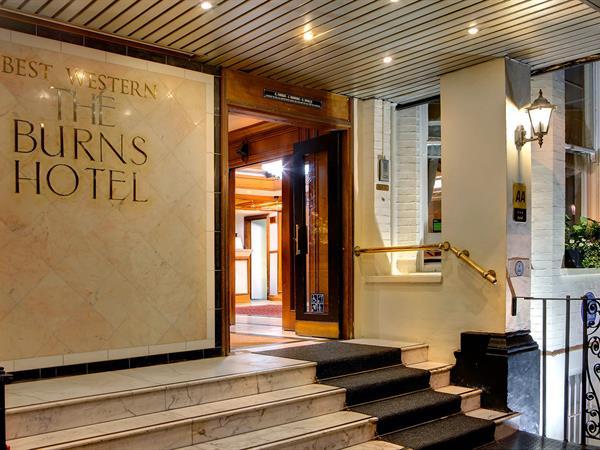 Best Western Burns Hotel
