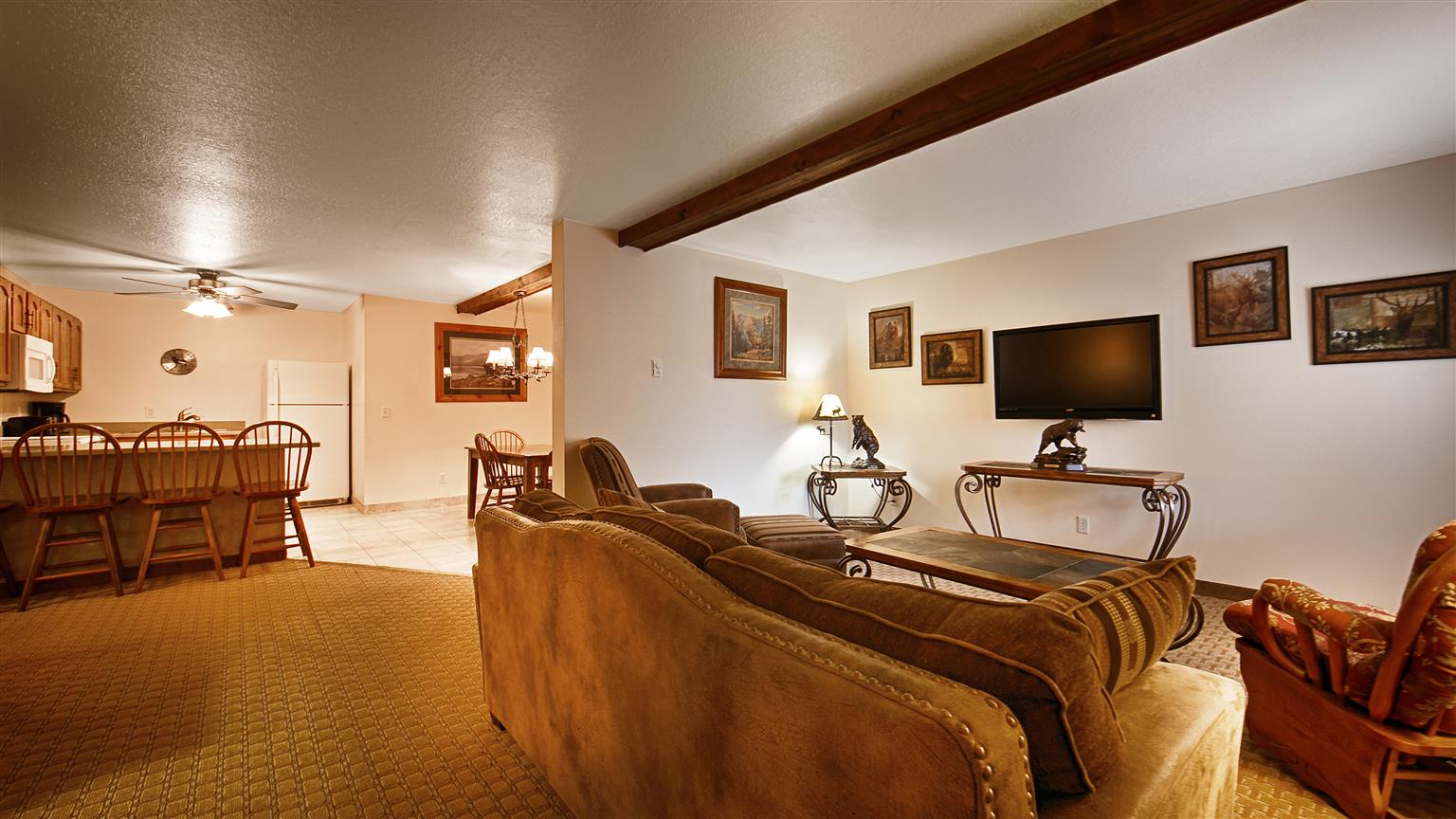 Best Western By Mammoth Hot Springs Gardiner UnitedStates