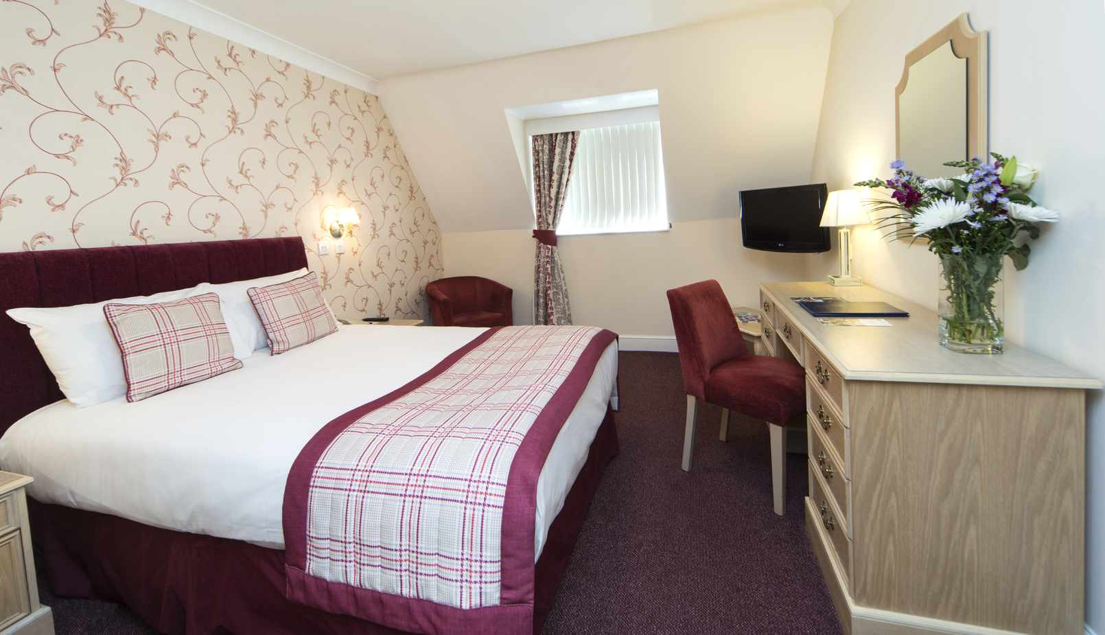 Calcot Hotel Rooms