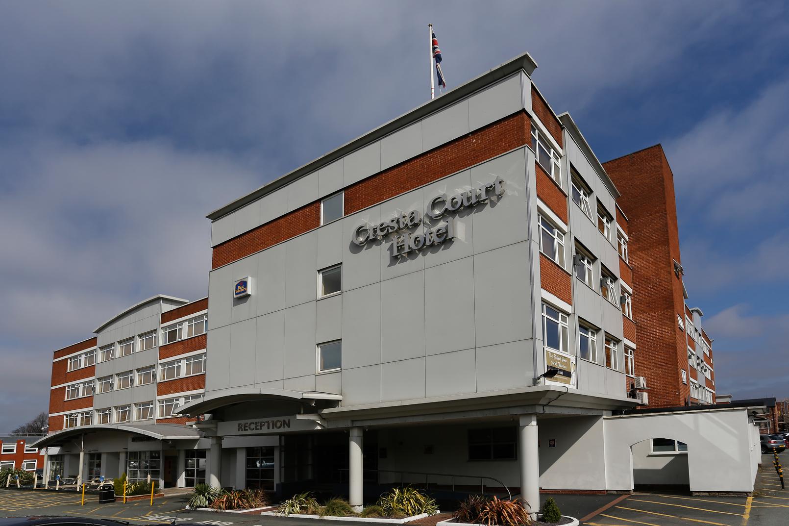 Best Western Manchester Altrincham Cresta Court Hotel Altrincham