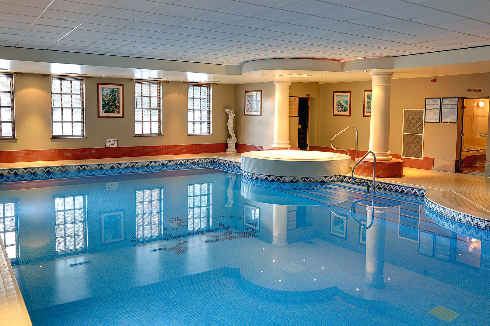 Hotels In Ripon With Swimming Pool