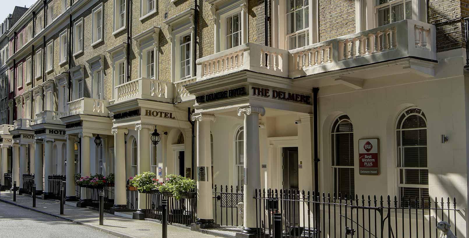 Best Western Plus Delmere Hotel