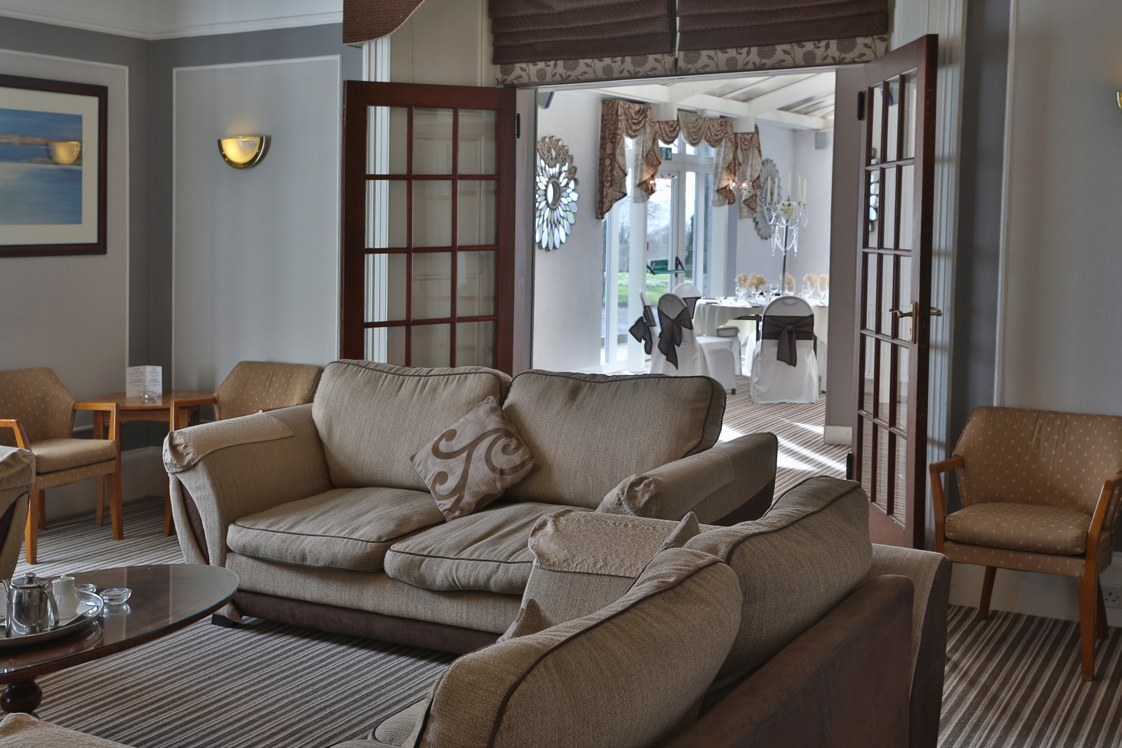 Best Western Dryfesdale Country House Hotel - Country house hotel interiors