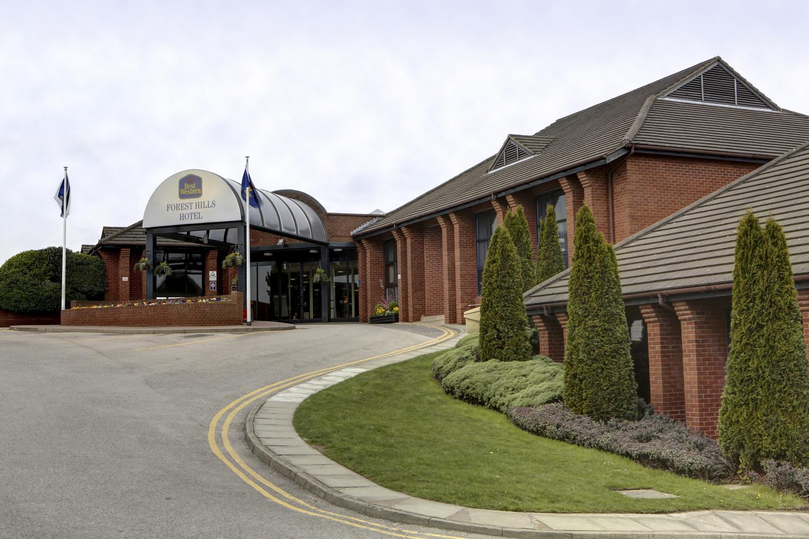 Best Western Forest Hills Hotel Frodsham